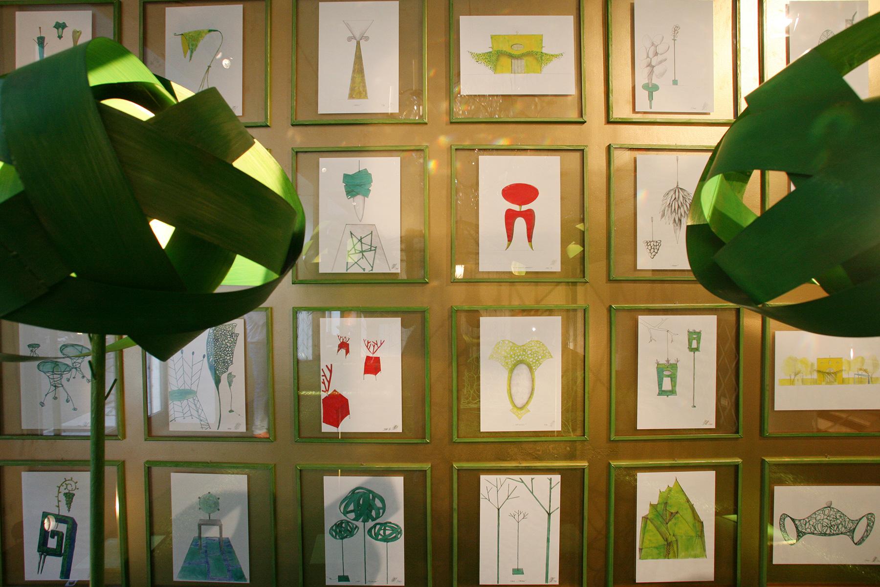 evento nel negozio AD dedicato a Boda Horak