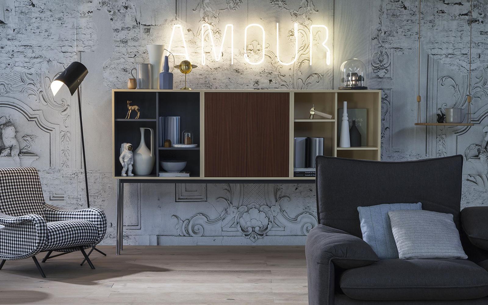 design a Roma al negozio AD interni
