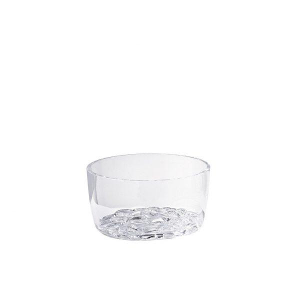centrotavola in vetro soffiato