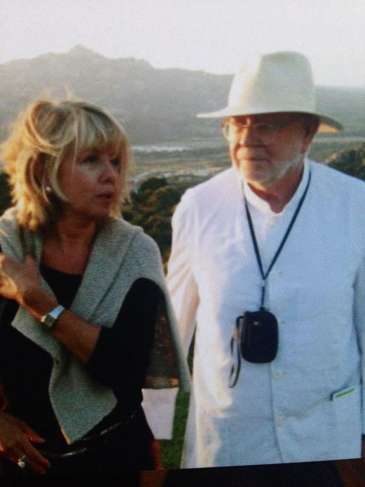 in Sardegna con Enrico